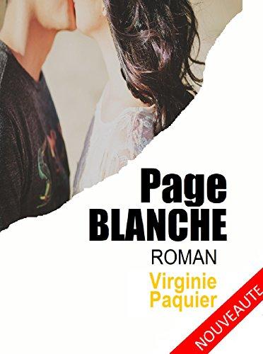 Page blanche - Virginie Paquier (2018) sur Bookys