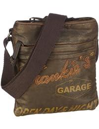 Frankie's Garage Zip Bag small B20981011-020 - Bolso de hombro unisex