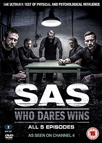 SAS: Who Dares Wins Series One [DVD] [UK Import]