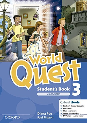 World Quest 3. Student's Book
