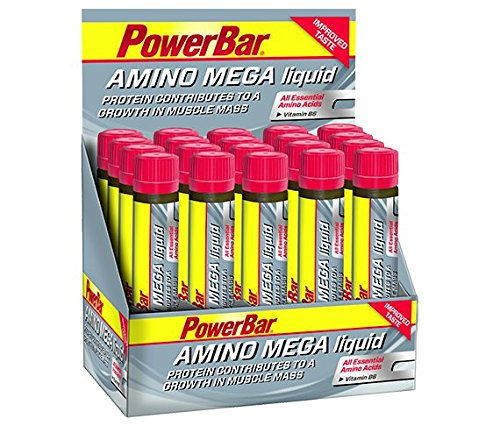 Amino Mega Liquid PowerBar 10 x 25ml