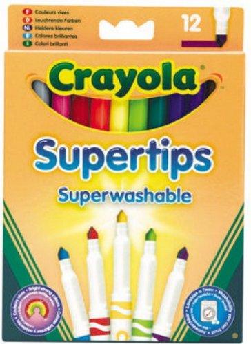Crayola feutres-supertips-tube pour haut du bras