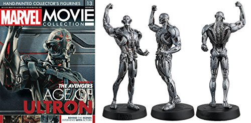 FIGURA DE RESINA MARVEL MOVIE COLLECTION Nº 13 ULTRON