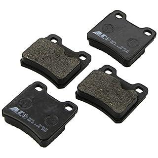 ABS All Brake Systems bv 36694 Bremsbeläge - (4-teilig)