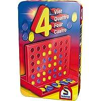 PMS 71X45X33cm Riesen Eva 4 in einer Reihe Familienspaß Spiel Party