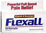 Flexall Analgesic Gel Flexall 454 Pain Relieving Gel 4 Oz