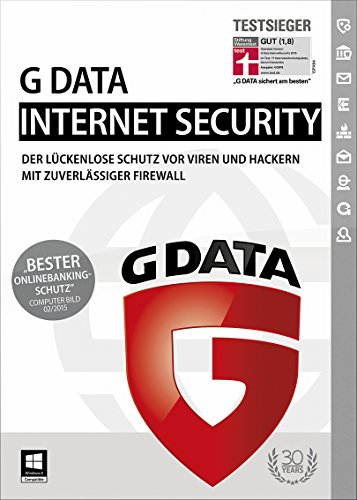 G Data Internet Security - 1 PC / 1 Jahr [Download]