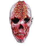 WETERS Máscara De Halloween Resident Evil Carrion Zombie Látex Bar Casa Encantada Habitación Escape Dress Up Props