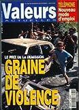 Telecharger Livres VALEURS ACTUELLES No 3189 du 10 01 1998 TELEPHONE LE PRIX DE LA DEMISSION GRAINE DE VIOLENCE (PDF,EPUB,MOBI) gratuits en Francaise