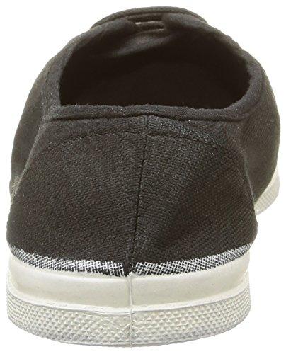 Bensimon - F15004c157, Sneaker Donna Noir (835 Carbone)