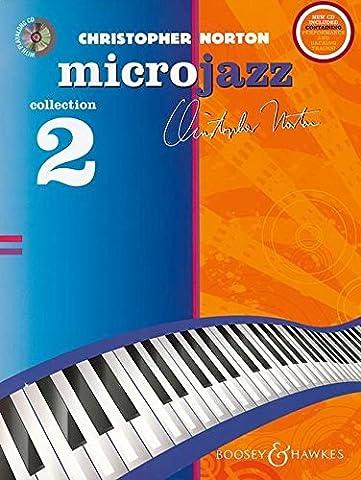 The Microjazz Collection 2 (Neuausgabe): Leichte Klavierstücke und Übungen in modernen Stilarten. Klavier. Ausgabe mit CD.