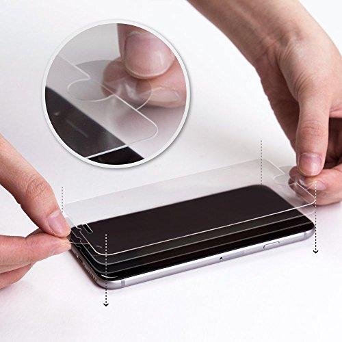 Pellicola Vetro Temperato iPhone 6s / 6 Spigen® **Easy-Install Kit** [Anti-riflesso Ultra-Clear] Ultra resistente in Pellicola vetro temperato iPhone 6 / 6s, Pellicola Protettiva iPhone 6s / 6 SGP11588