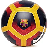 A11 Sports NIKE RED PITCH Football - Size: 5