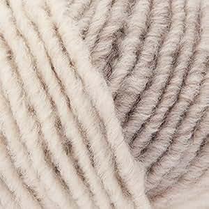"""100 G) de creative bonbon super chunky 001 """"- couleur :  naturel avec un fil épais joli dégradé"""