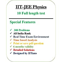 ONLINE PHYSICS IIT JEE TEST SERIES ( Email Delivery in 1 Day, No CD)