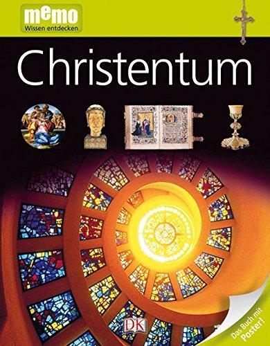 memo Wissen entdecken. Christentum: Das Buch mit Poster!