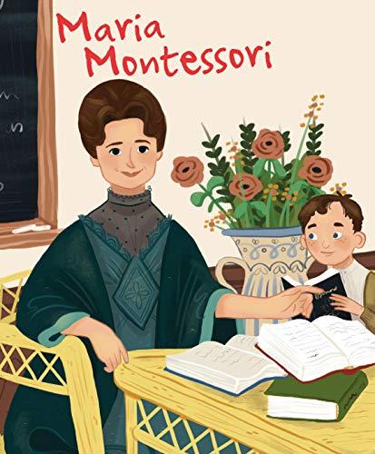 Maria Montessori Genius por Isabel Munoz