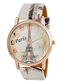 Maan International Paris Design Luxury Look Analog Watch For Girls-MI0909MI