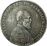 Réplique ancienne monnaie russe Copier des pièces Argent Réplique pièce...