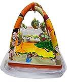 #9: Baby Mattress With Mosquito Net 0-12M, Orange