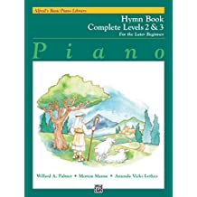 Alfred's Basic Piano Course: Hymn Book Complete 2 & 3