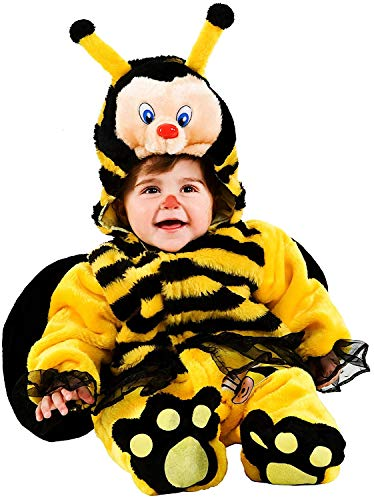 Costume di carnevale da simpatica apina vestito per neonato bambino 3-12 mesi travestimento veneziano halloween cosplay festa party 3005 taglia 6-9