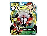 Giochi Preziosi - BEN00710 - Ben10 - Figurine Articulée avec Accessoires - Quad
