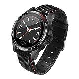 Heomeyb CK23 Montre Intelligente pour Hommes Fitness Tracker IP67 Étanche Smartwatch...