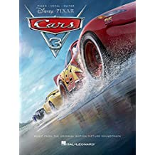 Cars 3 Songbook: Music from the Motion Picture Soundtrack