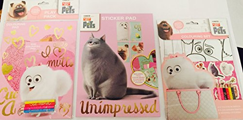 secret-life-of-pets-sticker-pad-play-pack-and-colouring-set-with-colouring-pencils-gift-set-ideal-su