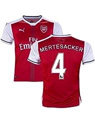 Puma Herren Arsenal Football Club Home 16–17Replica Fußball Shirt