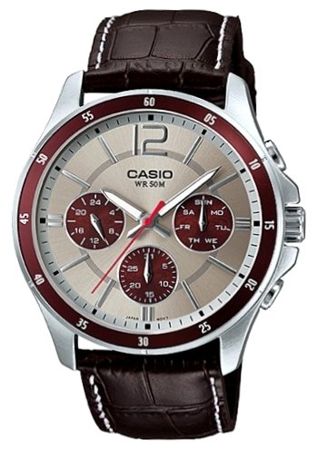 Casio Mens Watch MTP-1374L-7A1