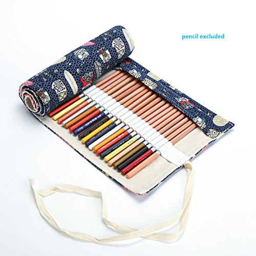 d Bleistift Wrap Nette Eule (72 Slot) ()