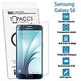 Samsung Galaxy S6 - Véritable vitre en verre trempé ultra résistante - Protection écran