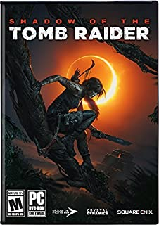 Shadow of the Tomb Raider - Digital Standard Edition [PC Code - Steam] (B07BGRF1C5) | Amazon price tracker / tracking, Amazon price history charts, Amazon price watches, Amazon price drop alerts
