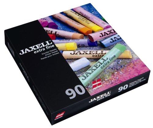 Jaxell 46090 Pastellkreide, 90er Pack