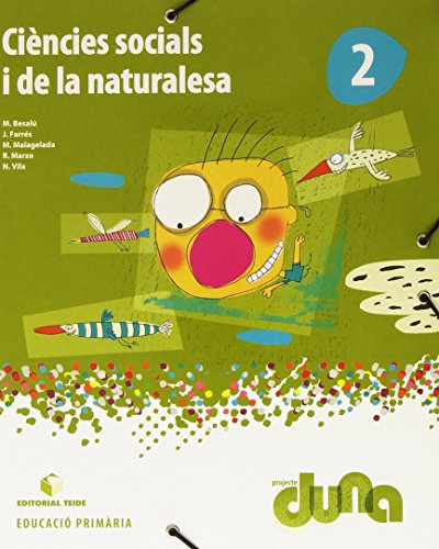 Ciències socials i de la naturalesa 2n EPO - Projecte Duna - 9788430719914
