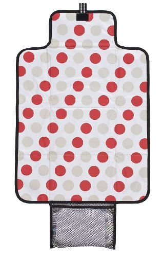 Polar Gear Baby Hand Bag Size Changing Mat (Black)