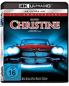 Christine (4K Ultra HD) [Blu-ray]
