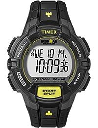 Timex T5K790 - Reloj de cuarzo unisex, color negro