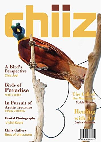 Chiiz Volume 14: Birding Photography (English Edition)