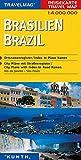 Reisekarte : Brasilien -