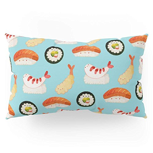 guolinadeou Sushi Time Pillow Sham King (20