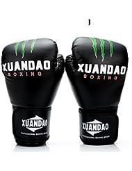 guantes de boxeo/ boxeo de saco de boxeo adulto niño set/Guante de la aptitud de lucha/ guante de entrenamiento saco de boxeo-H