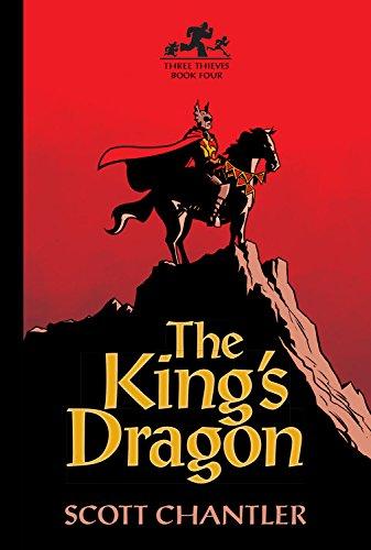 The King's Dragon (Three Thieves 4)