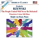 Rzewski: The People United Will Never Be Defeated