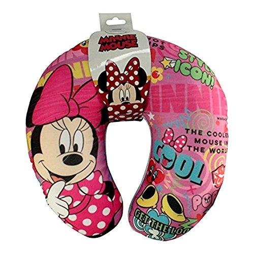 Guizmax Cuña Diadema Minnie Mouse Cuello Viaje Coche Cojín