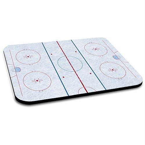 Ice Hockey Rink–Mauspad (Hockey Rink)
