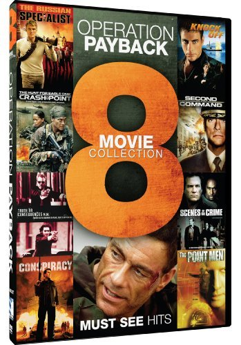 Operation: Payback - 8 Movie Collection by Jean-Claude Van Damme
