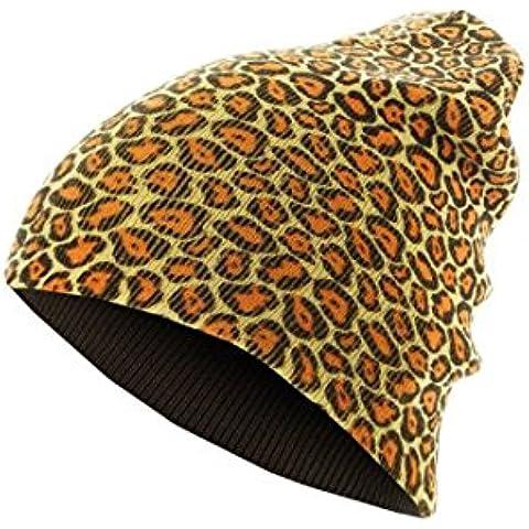 Masterdis Beanie Camo Flap, Farbe:jaguar/chocolate;Größe:one-size